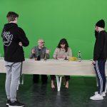 Ensad Nancy studio video 1 Crédit Myr Muratet ©Ensad Nancy